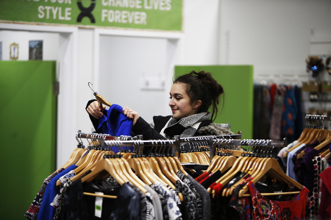 PODCAST: ITV NEWS INTERVIEW ON PREPARATIONS FOR OXFAM SHOPS TO REOPEN