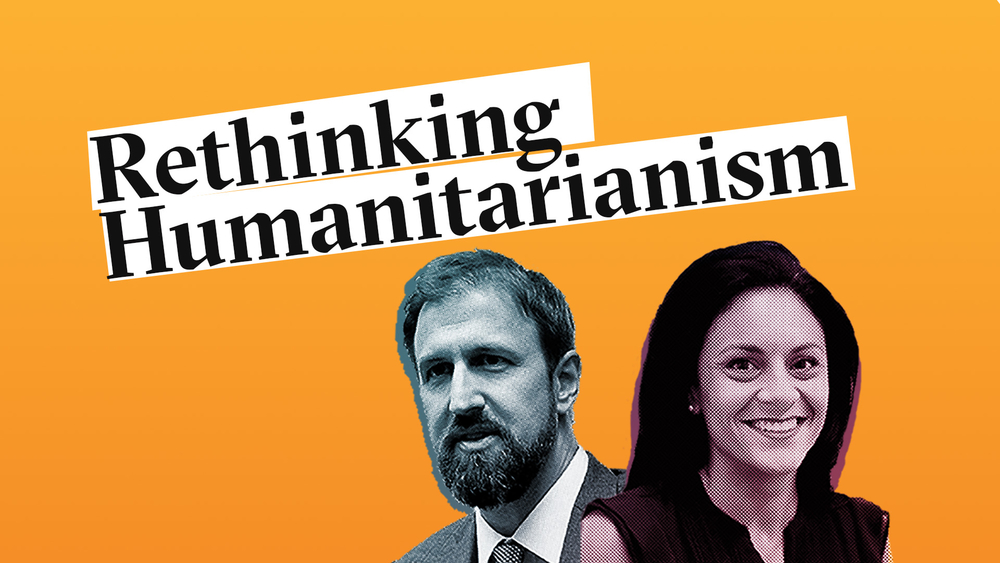 PODCAST: THE NEW HUMANITARIAN