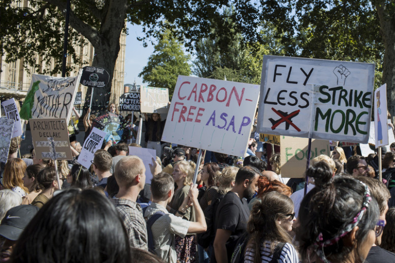 Opinion: carbon removal plans are dangerous distraction from cutting emissions