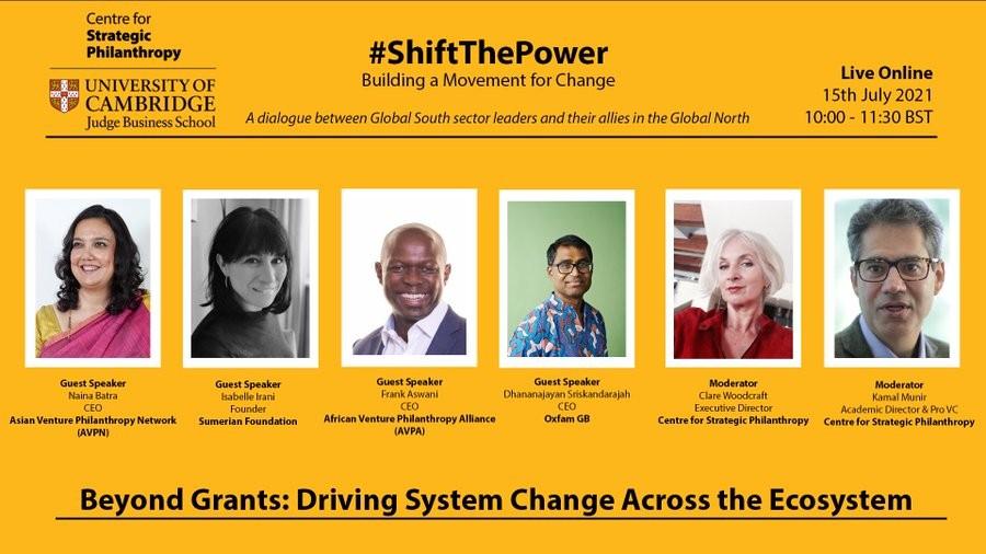 Debate: Progressive philanthropy that shifts power to communities