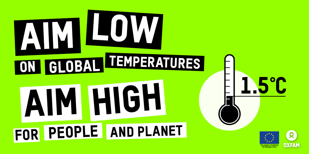Oxfam Climate graphic