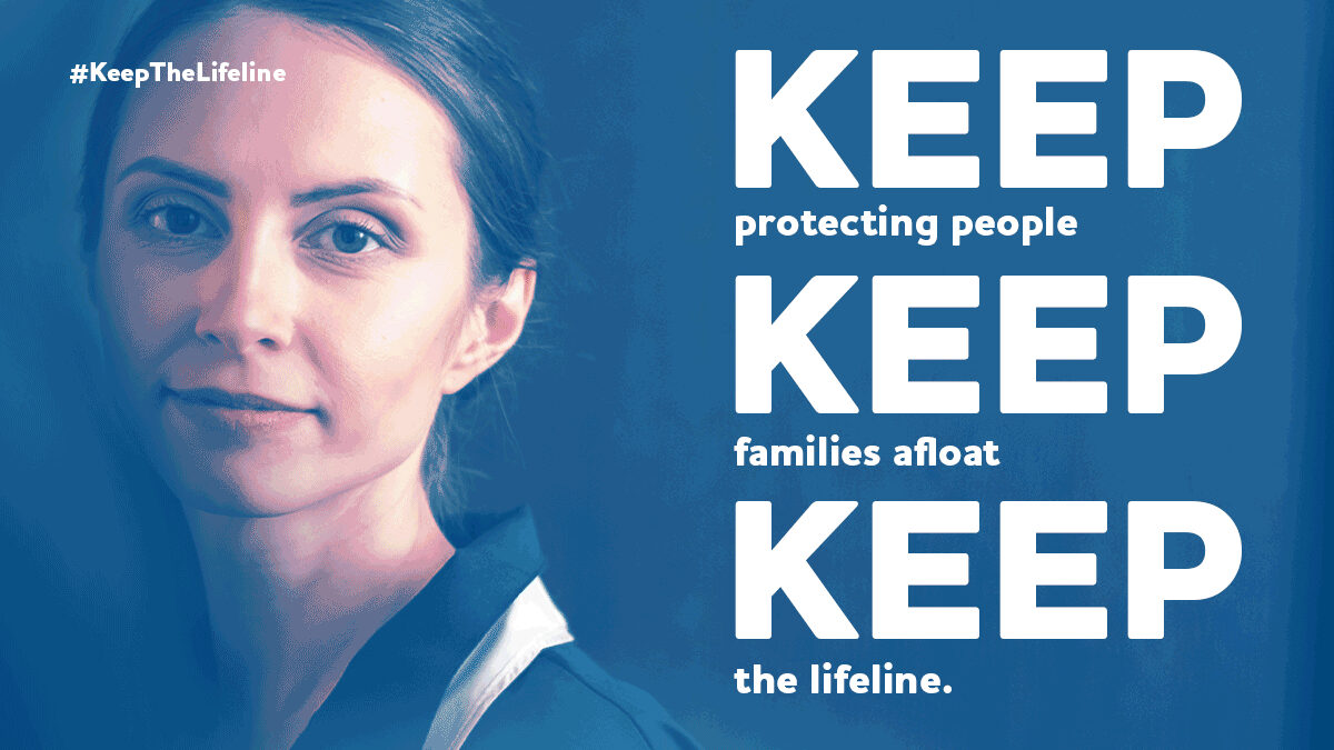 Keep The Lifeline