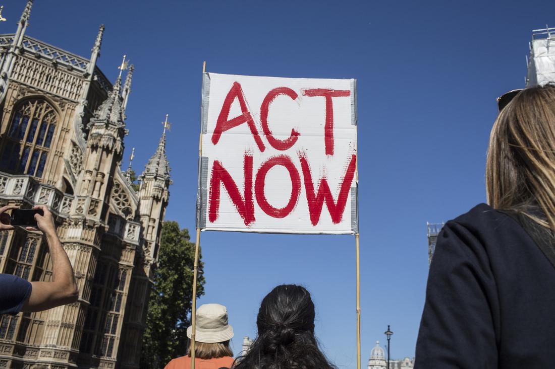 London Climate Strikes - 20 September 2019